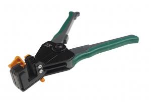 Клещи для снятия изоляции с кабелей 0.5-2.0мм (зеленые ручки) JTC