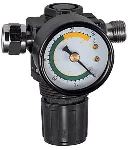 """Регулятор воздуха с манометром для """"Краскопульта системы HVLP"""" JONNESWAY"""