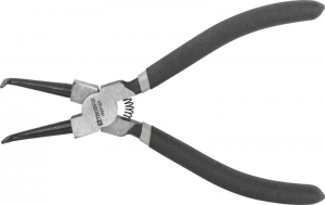 Щипцы для стопорных колец «загнутый сжим» 180 мм Thorvik IRBP180