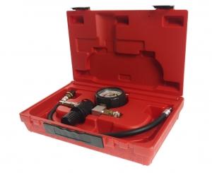 Набор инструментов для выявления утечек в цилиндрах,диапазон 0-100PSI,0-700кПА в кейсе JTC