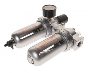 """Лубрикатор 3/8"""" с пластиковым переключателем, 215PSI, 2500л/мин., 125мл JTC"""